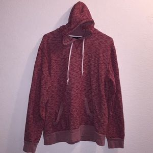 Fission Red Hooded Sweatshirt or Hoodie Size XL